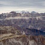 Lyžování v Dolomitech
