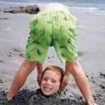Srandovní fotky z pláží