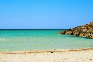 Mallorca, pláž Es Trenc