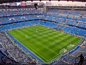 Stadion Real Madrid