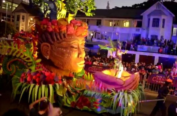 Místní karneval