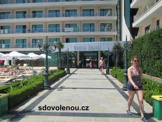 Evrika Beach Club