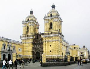 Katedrála v Limě