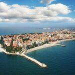 Bulharské letovisko Slunečné pobřeží