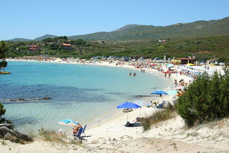 Dovolená Itálie, Sardinie