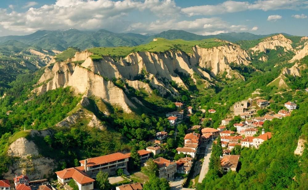 Bulharsko Melnik