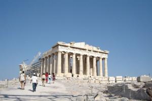 Parthenon Atheny