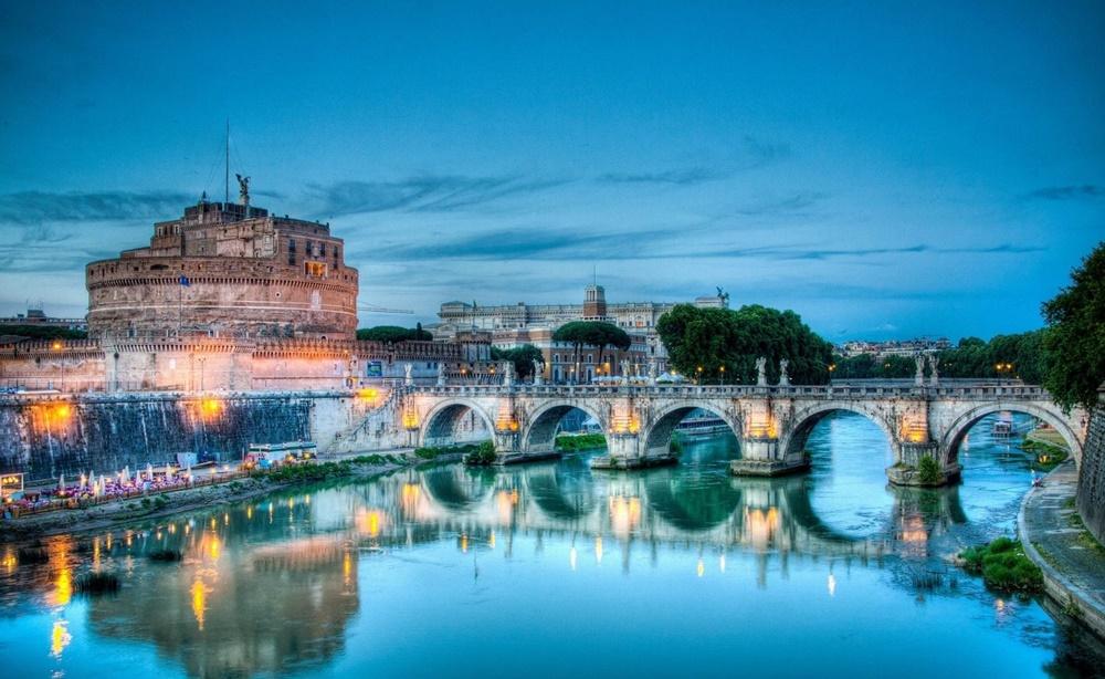 Noční Řím