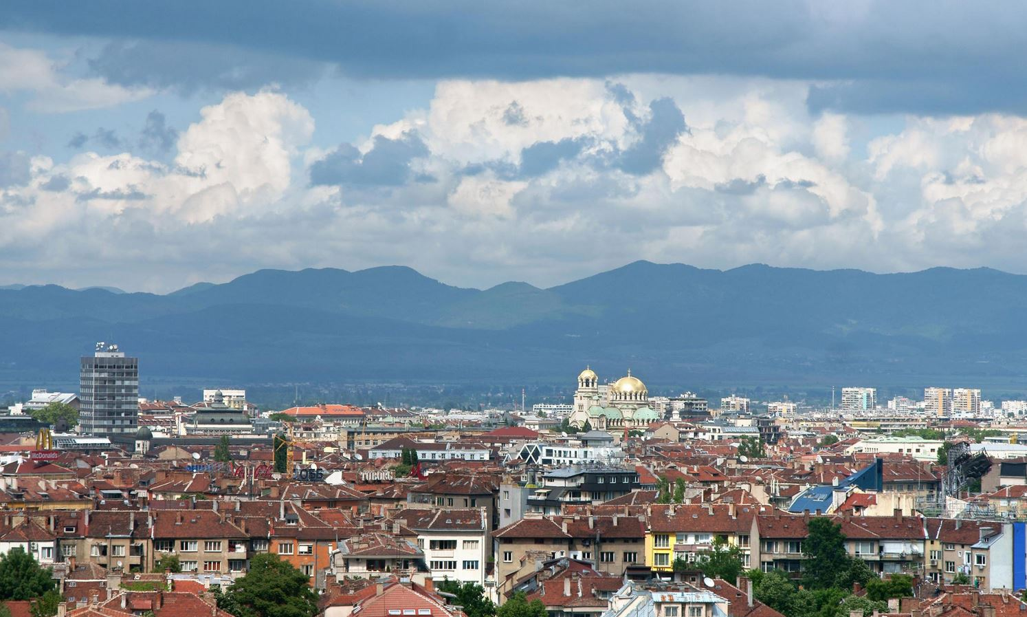 Bulharsko Sofia