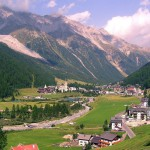 Lyžařské středisko Sulden