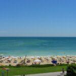 Bulharské letovisko Zlaté písky